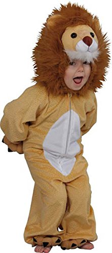Chaks Aptafêtes – Disfraz de león Peluche