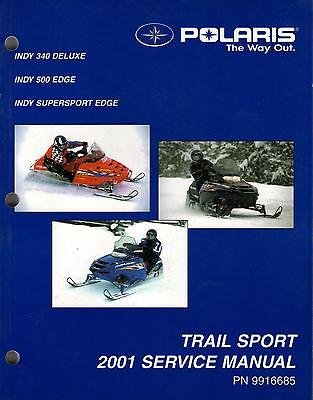 Polaris snowmobile service manual trainers4me 2001 polaris snowmobile trail sport service manual pn 9916685 381 fandeluxe Images