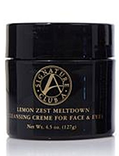 Signature Club a By Adrienne Lemon Zest Meltdown Cleansing Creme 4 5 Ounces