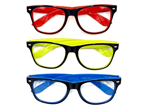 c0f17aa1e69e Goson Vintage Hipster Nerd Wayfarer 57mm Glasses - Buy Online in UAE ...