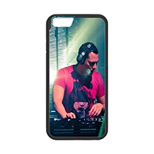 iPhone 6 Plus 5.5 Inch Cell Phone Case Black hc73 dutch dj record producer tiesto music SLI_685065