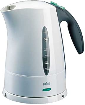 Braun WK 210, Crema - Calentador de agua