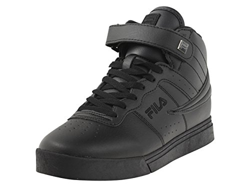 Fila Vulc 13 MP Mens Solid Black Athletic Sneaker Shoes (8, -