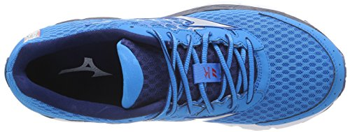 Inspire 11 Shoes Men's Diva Running Wave Silver Blue Tomato Mizuno wq5v7CS5