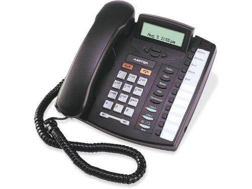 Aastra Analog Phones - Aastra 9120 Telephone Charcoal