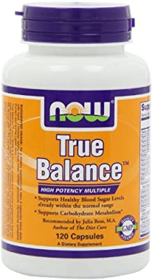 NOW Foods True Balance, 120 Capsules