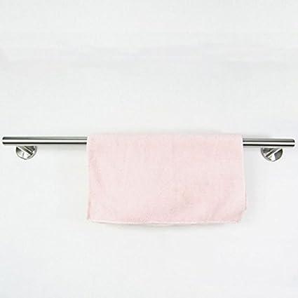 Nuevo estilo de acero inoxidable solo toalla barra de baño toalla titular de la toalla titular
