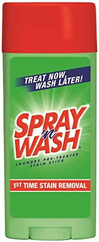 Stain Removers: Spray 'n Wash Stick