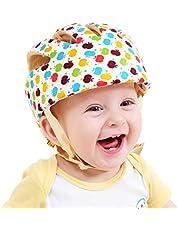 Baby Verstelbare Veiligheid Helm Hoofdbeschermer Beschermende Harnassen Hoed Het verstrekken van een veiliger milieu Bij het leren om te kruipen Walk Play