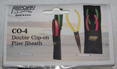DOUBLE PLIER SHEATH 8 1/2X3 Double Plier Sheath