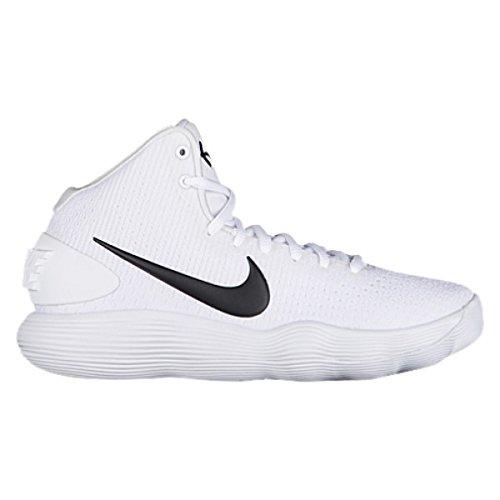 農学チャールズキージング化学(ナイキ) Nike レディース バスケットボール シューズ?靴 React Hyperdunk 2017 Mid [並行輸入品]