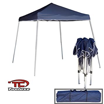 Tooluxe 61648L Portable Sun Shade Pop Up Canopy Vinyl | 1-Piece Instant Setup  sc 1 st  Amazon.com & Amazon.com: Tooluxe 61648L Portable Sun Shade Pop Up Canopy Vinyl ...