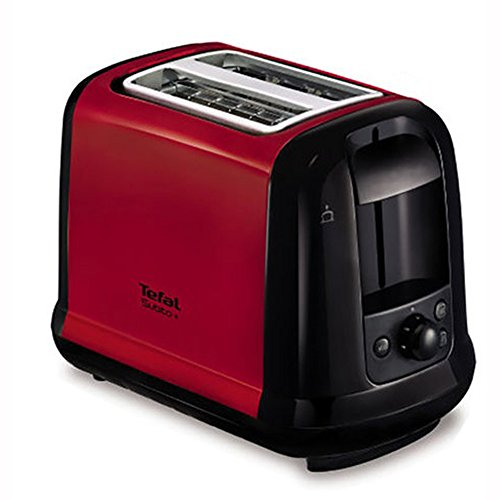 Tefal Subito Plus2-Slice Toaster Red TT262D 720W 220V for sale  Delivered anywhere in USA