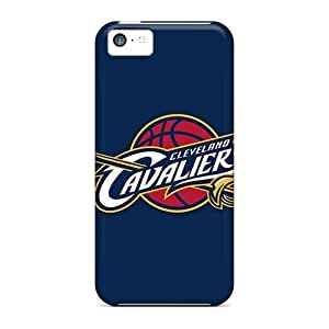 TYHde LastMemory Case Cover Iphone 5c Protective Case Nba Cleveland Cavaliers ending