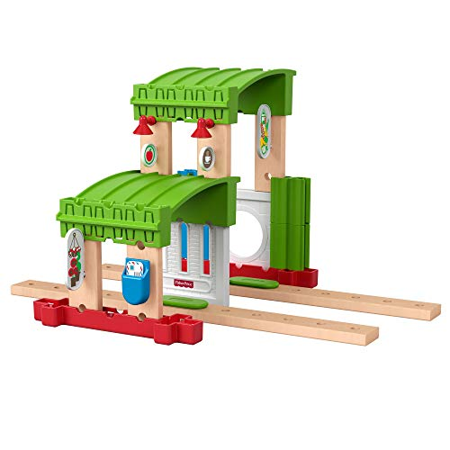 Fisher-Price Wonder Makers Design System Build it Up! Expansion Pack - 25+ Piece Building Set for Ages 3 Years & Up