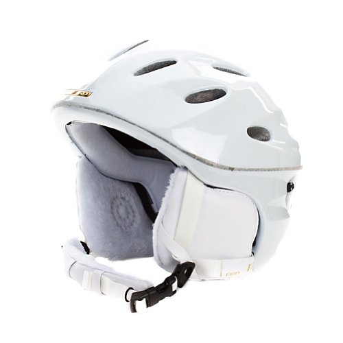 Giro Prima 2009 Snow Helmet (White , Small), Outdoor Stuffs