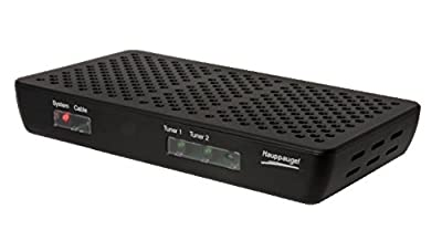 Hauppauge WinTV-DCR-2650 Dual Tuner CableCARD Receiver from HAUPPAUGE