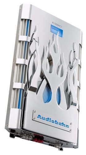 - Audiobahn A1500HCT, 1-Channel High Current Power Amplifier