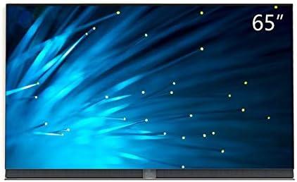 HS-HWHTV316 TV De Internet Ultradelgada De 65 Pulgadas HD Interfaz Multifunción Pantalla Templada A Prueba De Humedad Anti-Impacto Fácil De Instalar Adecuado para Cine En Casa: Amazon.es: Hogar