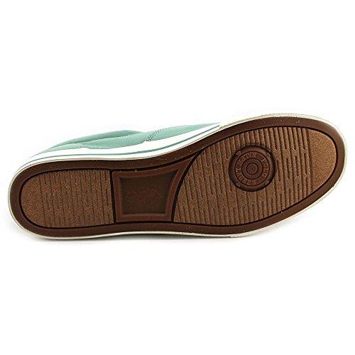 Polo Ralph Lauren Menns Lerret Vaughn Sneaker Essex Green