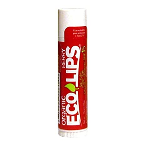 Eco Lips SPF 15 Berry Lip Balm 524406