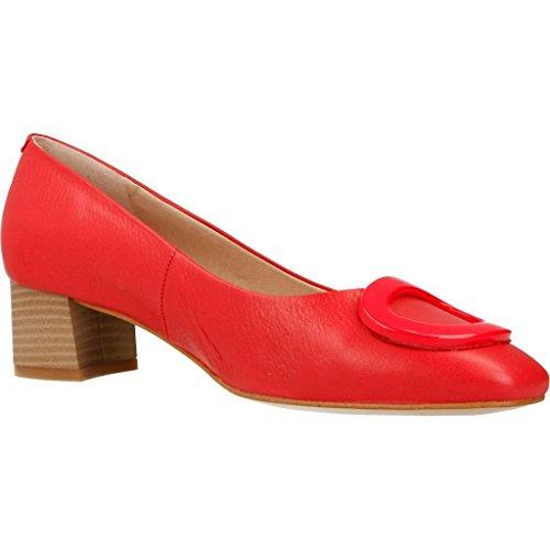 Rojo Zapatos Modelo Rojo Color Tacón Marca Mikaela Tacón 17103 De Mikaela tq6p4