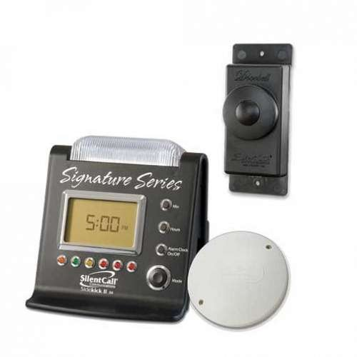 Signature Series Home Alerting Kit with Doorbell by Silent Call