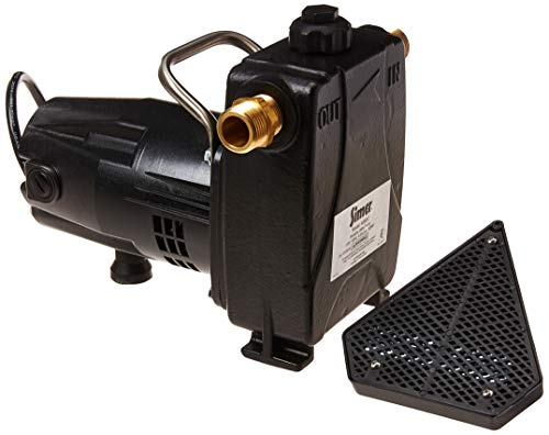 (Simer 4850C 1/2 HP Utility Transfer Pump)