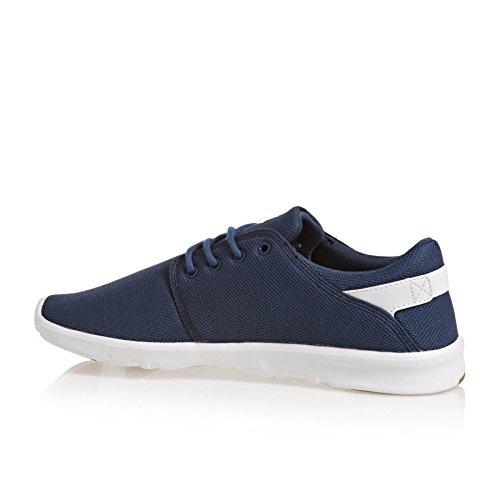 Etnies Herren Scout Sneaker Dark Blue/White