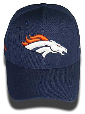 C-2 Stitch Denver Broncos Hat Glow in The Dark