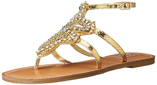Dolce by Mojo Moxy Women's Cleopatra Dress Sandal