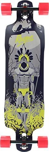 Rayne Dalua Amazon Warrior Complete Downhill Longboard Skateboard – 10 x 38.5