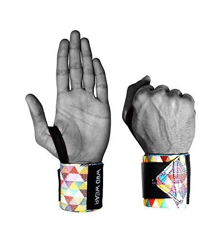 Elastic Wrist Wraps