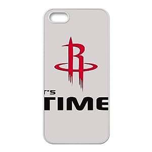 diy zhengCool-Benz sport nba houston rockets Phone case for iphone 5/5s/