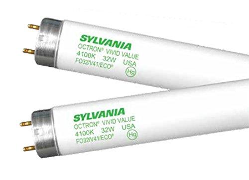 "Sylvania 22438, 32 Watt, 48"" Length, CRI 90, Cool White Fluo"