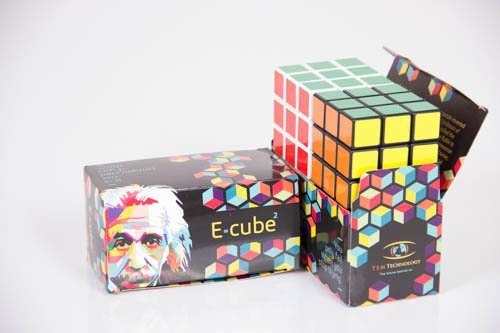 Rubik Cube Set, Magic Speed Cube:Best Brain Sharpening Puzzle Game - 3X3 cube, Fast Turning and Smooth Play, with Vivid Colors,Perfect Gift Idea for Brain Teasing and Hand-Eye (Magic Rubiks Cube)