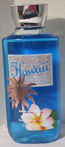 Bath & Body Works Shea & Vitamin E Shower Gel Hawaii Coconut Water & Pineapple