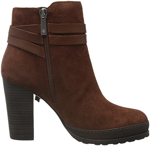 Courtes Rot 341 Bootie Bottes Rouge Heel rust Femme O'polo Marc High cvWn8XT
