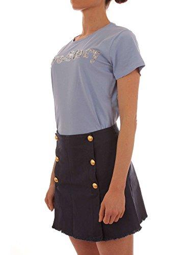 T Limonio Uniqueness shirt Pinko Blu Cristallo Uq7wt58