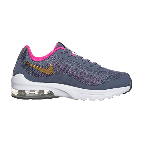 AIR MAX SEQUENT 2 (GS) Nike Mädchen Mod. 749575 light carbon / metallic gold / pink prime