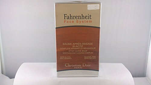 Fahrenheit by Christian Dior for Men. 3.4 Oz After Shave ...