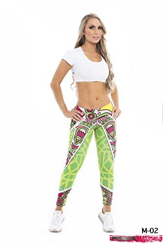 fiber-printed-legging-mandala-green-pink-zic-zac