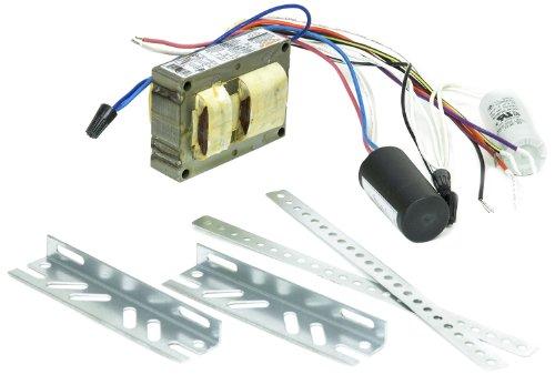 Sunlite 40300-SU SB50/MH/QT 50-watt Metal Halide Ballast Quad Tap Ballast Kit, Multi volt