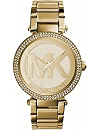 MK5784 Ladies All Gold Logo Parker Watch