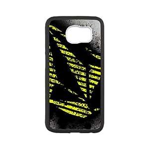 Volcom Samsung Galaxy S6 Cell Phone Case White Special gift AJ854154