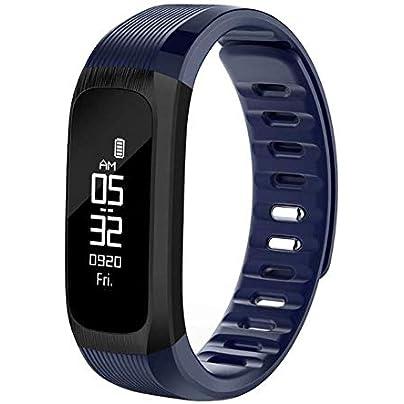 GXSLKWL Multifunction Activity Tracker Smart Fitness Wristband Multi-Sport Mode Heart Rate Sleep Monitor Waterproof Estimated Price £47.23 -