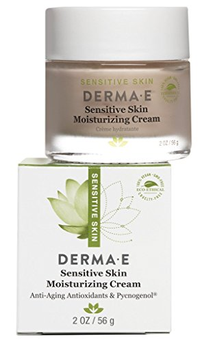 (DERMA E Sensitive Skin Moisturizing Cream 2 oz)