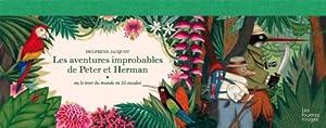 vignette de 'Les aventures improbables de Peter et Herman (Delphine JACQUOT)'