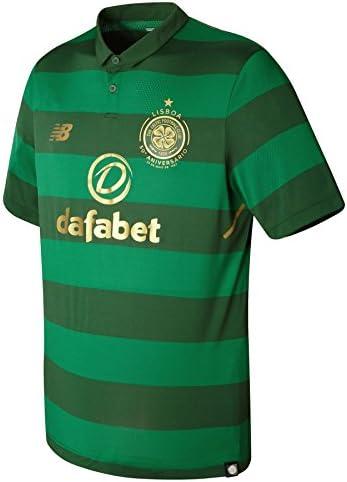 Camiseta New Balance Celtic FC Segunda Equipación 2017-2018 Green ...