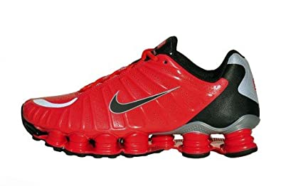 promo code 114e2 85048 Nike Total Shox TLX 488313-601 Mens Sneaker Casual shoes Red Amazon ...